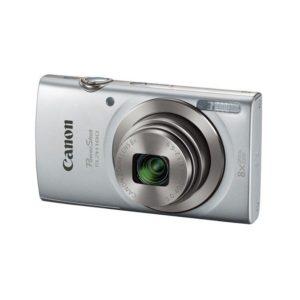 Canon Camara Powershot Elph 180 Silver 2,7