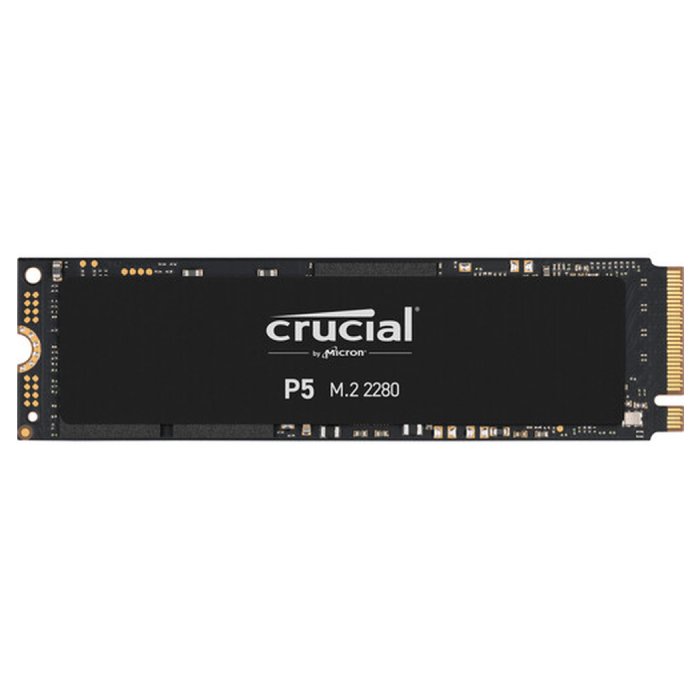 Disco SSD NVMe 1TB Crucial P5 PCIe M.2 2280