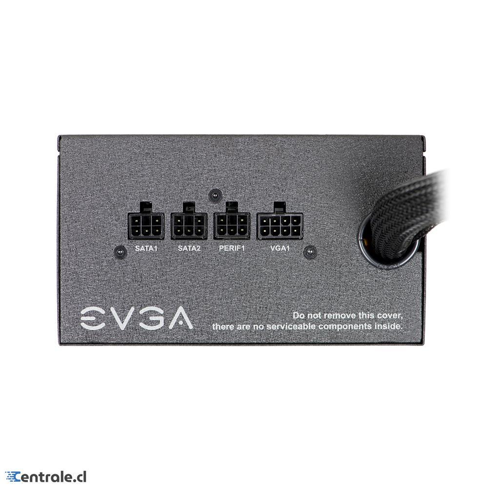 Fuente De Poder EVGA 600BQ 80+ Bronze 600W 110-BQ-0600-K1