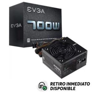 Fuente De Poder 700W EVGA Certificación 80+White