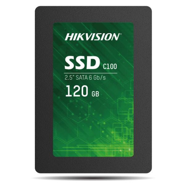 Disco Duro SSD 120GB HIKVISION C100