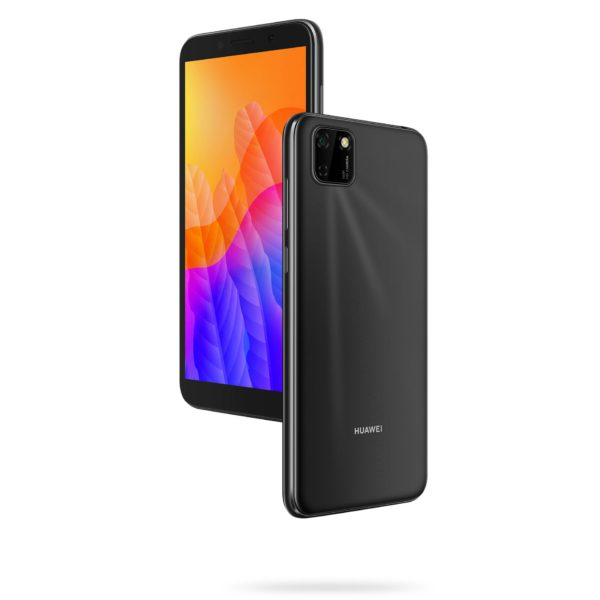 Huawei Nova Y5P Smartphone Hms Black 51095MYJ