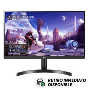 "Monitor LG 27"" Panel IPS 75hz 2K HDR 10"