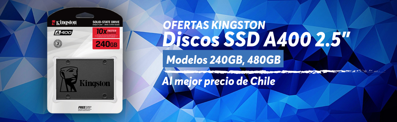 Disco SSD kingston