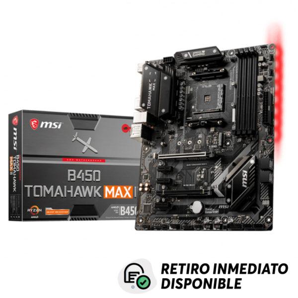 Placa Madre MSI AMD B450 TOMAHAWK MAX II