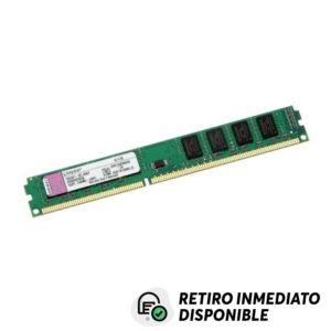 Memoria RAM 4GB DIMM Kingston 1600Mhz DDR3 CL11