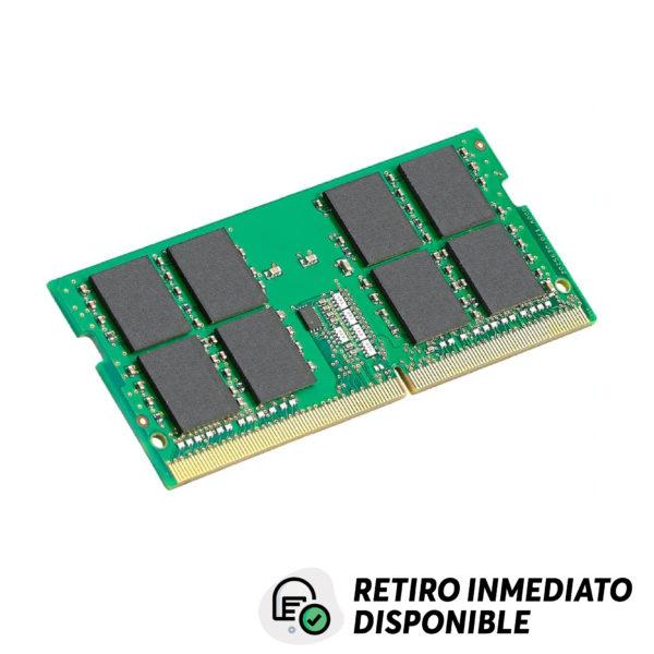 Memoria RAM Notebook 4GB SODIMM Kingston 3200 MHz DDR4