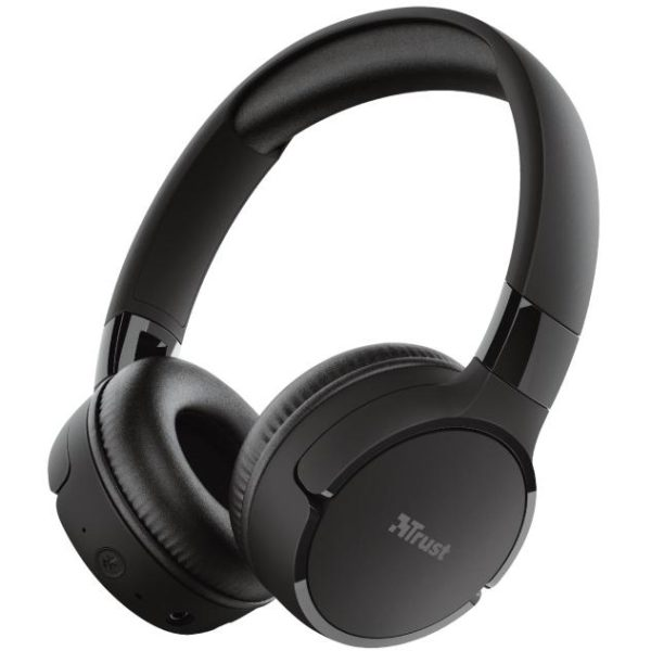 Trust Zena Bt Inalámbrico Headphones 24069