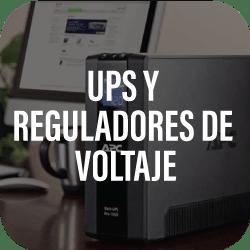 ups y reguladores de voltaje