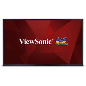 """Viewsonic 32"""" Clase Diagonal (31.5"""" Visible) Indicador Led CDE3205"""
