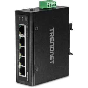 1. Switch Trendnet DIN-Rail TI-E50 trendnet