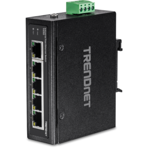 2. Switch Trendnet DIN-Rail TI-E50 trendnet
