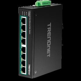 1. Trendnet Industrial Conmutador TI-PE80 trendnet