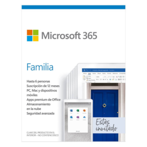 1. Licencia Microsoft Office 6GQ-01220 microsoft