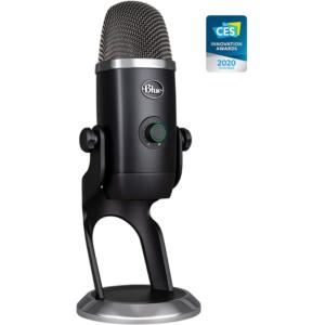 1. Microfono Blue Yeti 988-000105 logitech