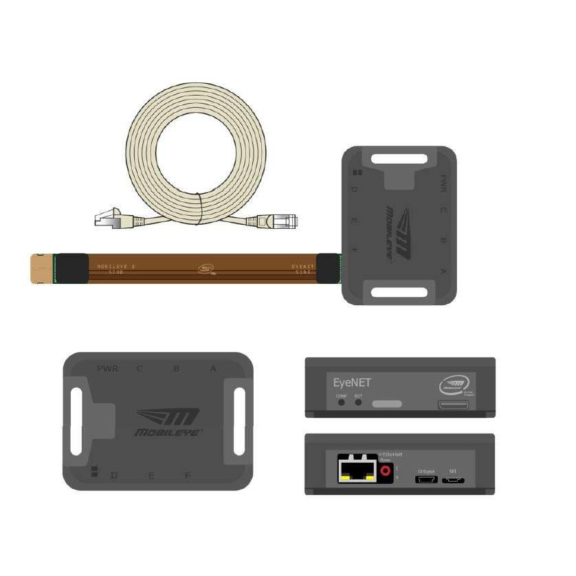 Mobileye Calibration System Eyenet For Me8 EYENET0001