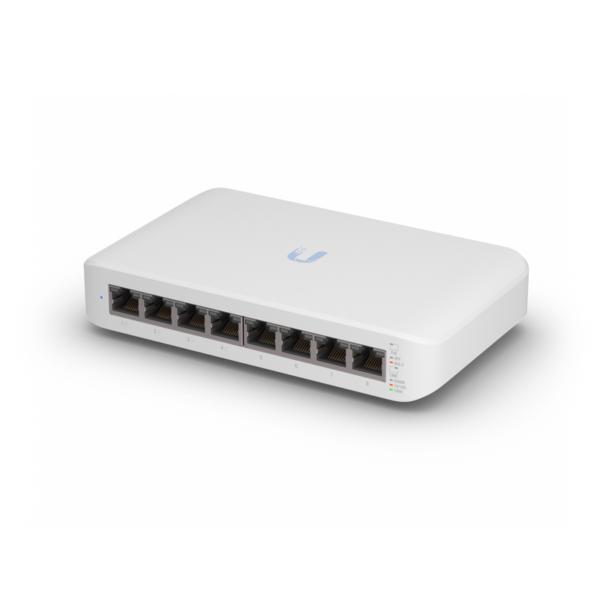 1. Ubiquiti Unifi Switch USW-LITE-8-POE ubiquiti