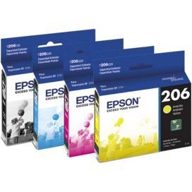 1. Epson 206 Ink T206220-AL epson