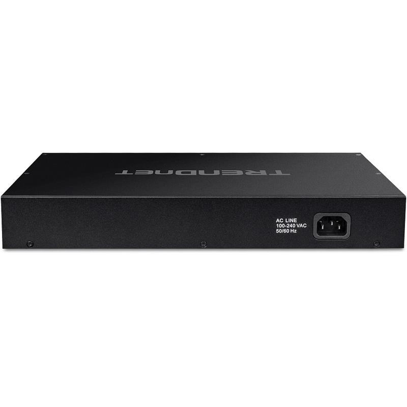 4. Trendnet Switch 8 TPE-BG102G trendnet