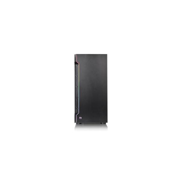 3. Thermaltake Gabinete H200 CA-1M3-00M1WN-00 thermaltake