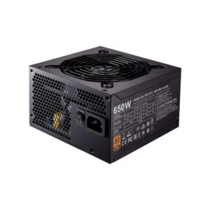 Fuente de Poder 650W Cooler Master MWE 650 Bronze 80PLUS