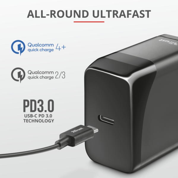 3. VELOX18 USB-C WALL 23140 trust