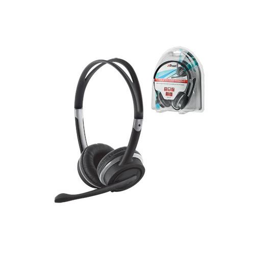 3. Mauro USB Headset 17591 trust
