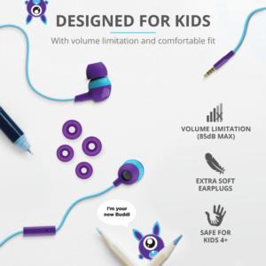 4. Buddi Kids In-Ear 23422 trust