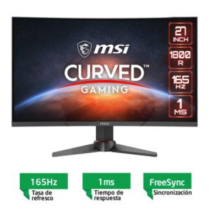 1. Msi Curved Screen MAG270VC2 msi