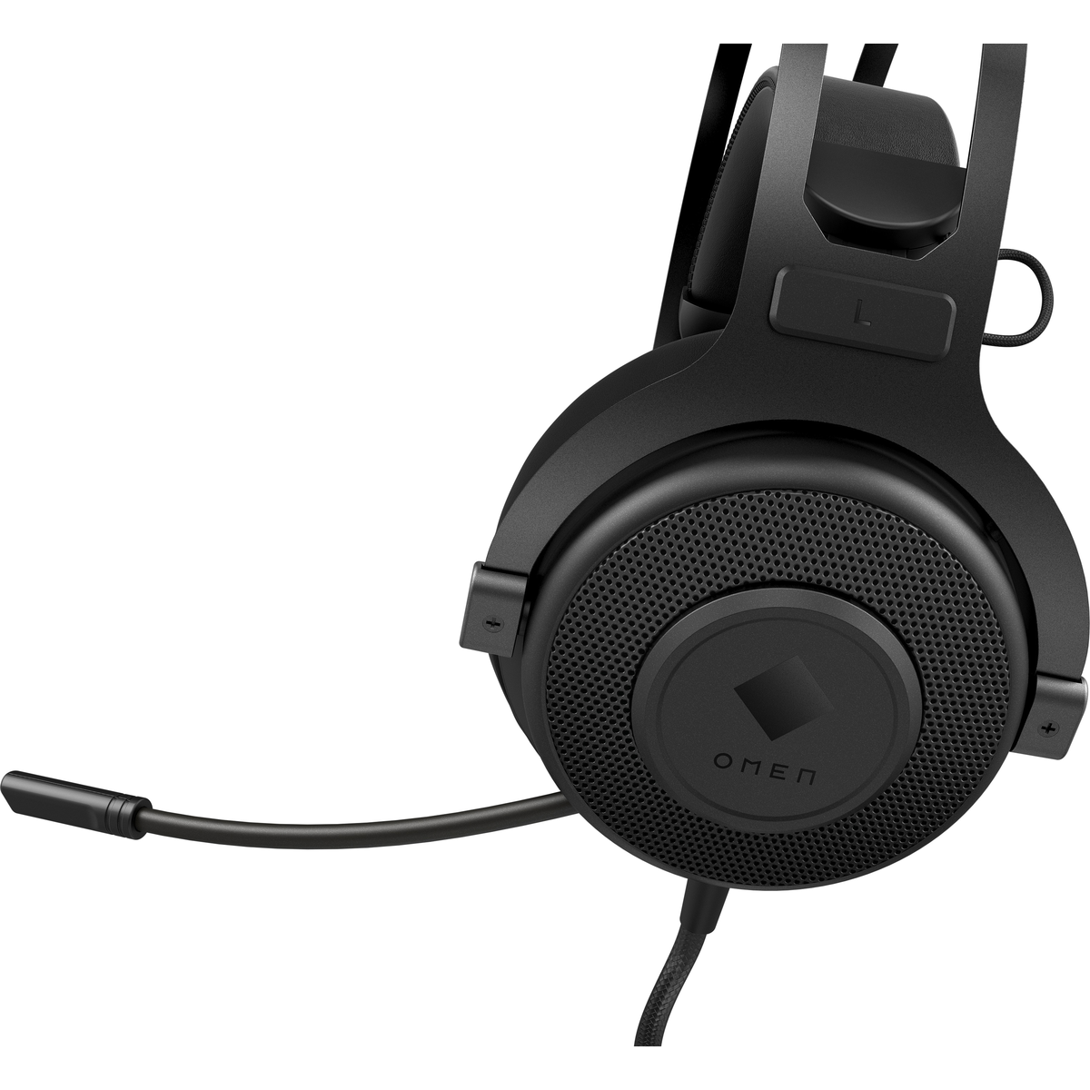 Hp Omen Blast Auriculares Negro #Abl 1A858AA