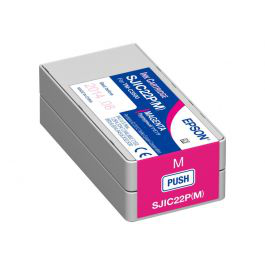 1. Epson Sjic22P(M) Magenta C33S020582 epson