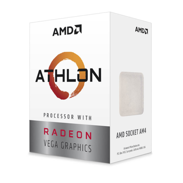 2. Amd Procesador Athlon™ YD3000C6FBBOX amd