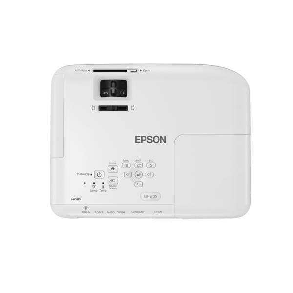5. Proyector Epson PowerLite V11H840021 epson
