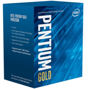 1. Procesador Intel Pentium BX80701G6400 intel