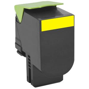 1. Lexmark 808Sy Yellow 80C8SY0 lexmark