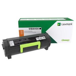 1. Toner Lexmark 51B4H00 51B4H00 lexmark---suministros