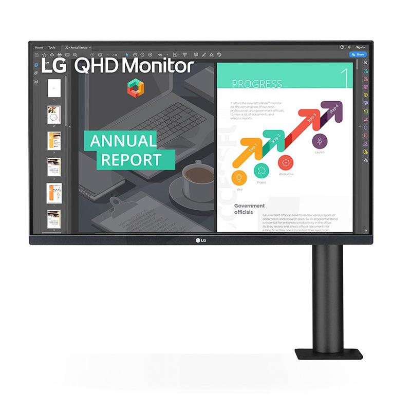 "2. Lg Monitor 27"" 27QN880-B.AWH lg"