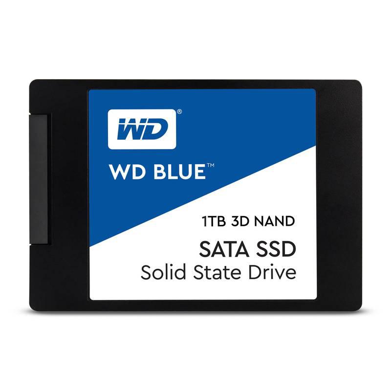 1. Disco SSD Western WDS100T2B0A western-digital