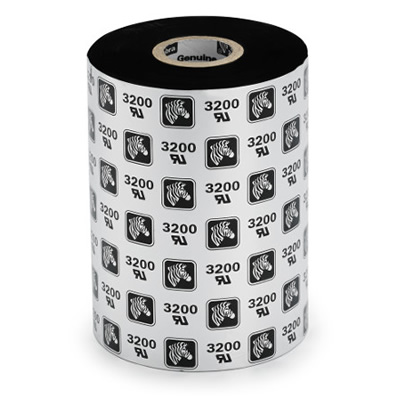 1. Zebra Ribbon Cera 06000BK11045 zebra