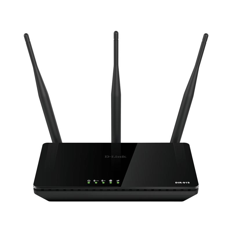 1. Router Inalámbrico De DIR-819 d-link
