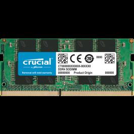 1. Memoria Ram Ddr4 CT8G4SFRA266 crucial