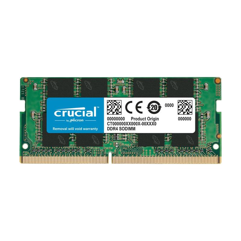 1. Memoria Ram Crucial CT8G4SFRA32A crucial