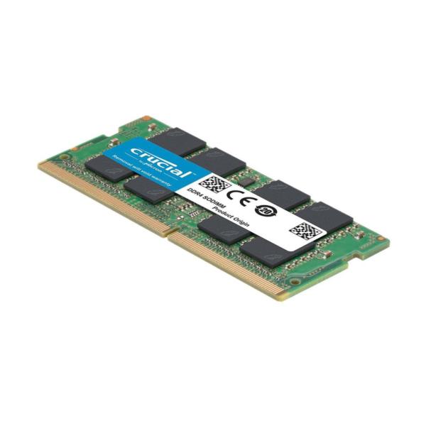 2. Memoria Ram Crucial CT8G4SFRA32A crucial