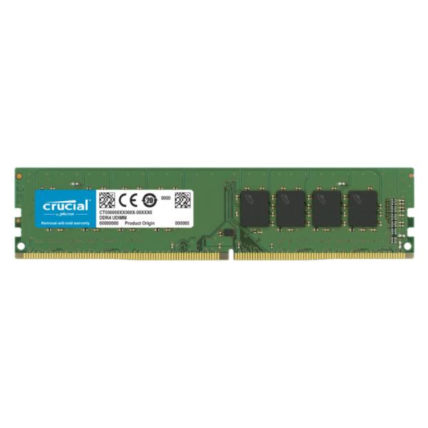 1. Memoria RAM 4GB CT4G4DFS6266 crucial