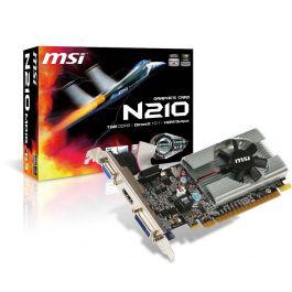 1. Tarjeta de Video N210-MD1G/D3 msi