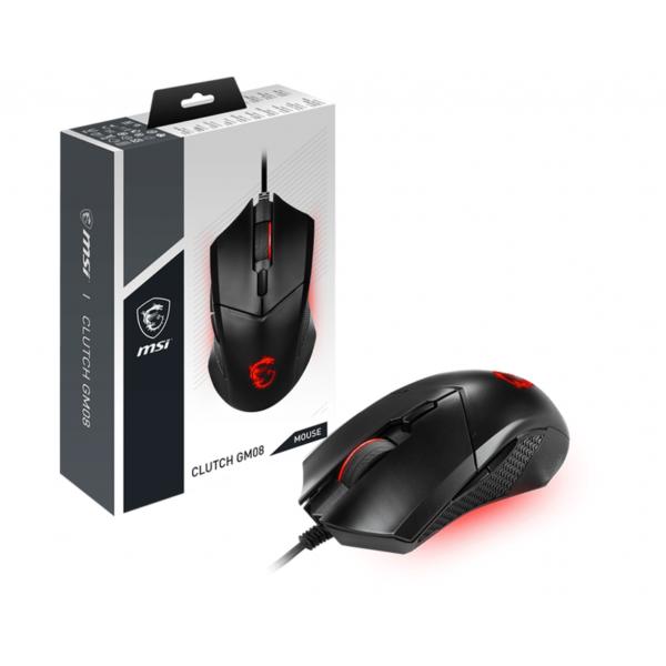 2. Mouse Gamer MSI CLUTCH GM08 msi