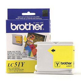 1. Cartridges De Tinta LC51Y brother