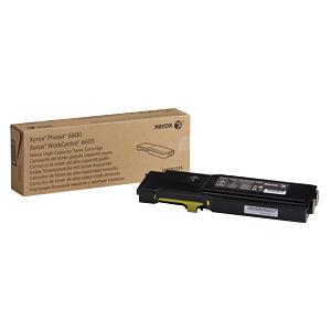 1. Xerox Yellow P/ 106R02235 xerox