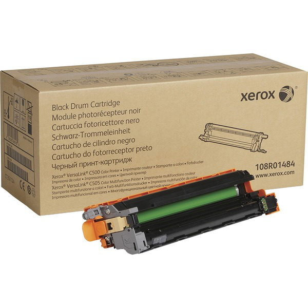 1. Xerox Drum Black 108R01484 xerox