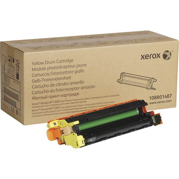1. Xerox Yellow Drum 108R01487 xerox